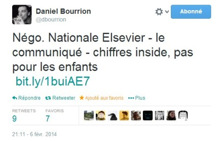 Tweet Daniel Couperin